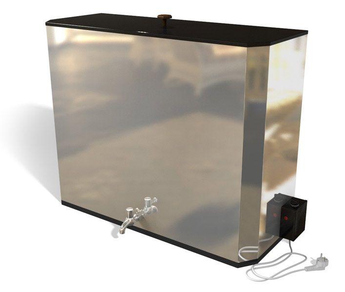 Компания сахапласт реализует емкости пластиковые (для питьевой воды)