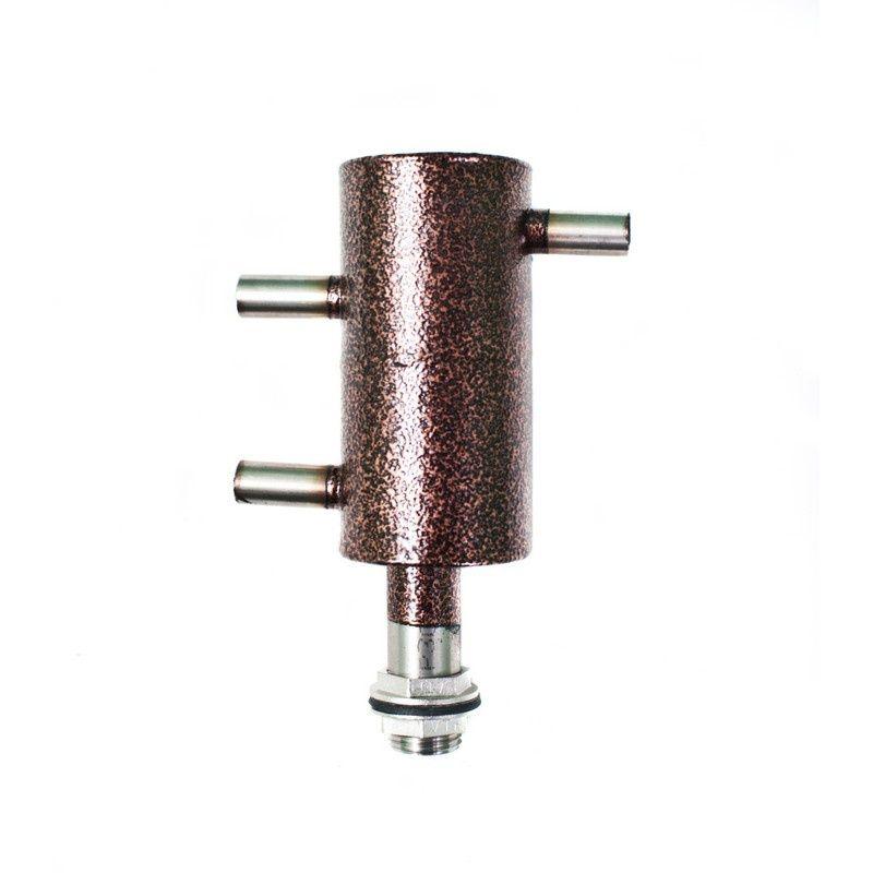 Аппарат предназначен для получения в домашних условиях методом дистилляции дистиллированной воды и самогона.