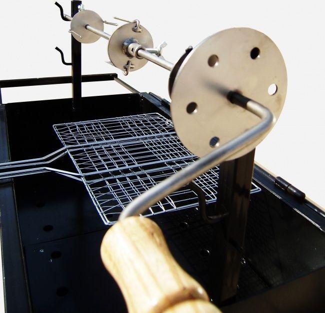 Мангал барбекю мнб 4-3 как оформить электрокамин в зале